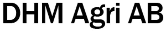 DHM Agri AB logo