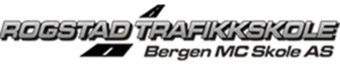 Rogstad Trafikkskole Bergen Motorsykkelskole AS logo