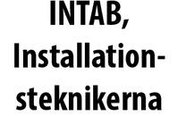 INTAB, Installationsteknikerna AB logo