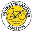 Västra Cykelaffären logo