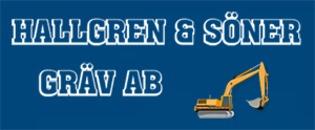 Hallgren o Söner Gräv AB logo