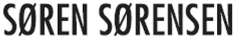 Søren Sørensen logo