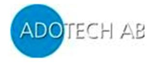 Adotech AB logo