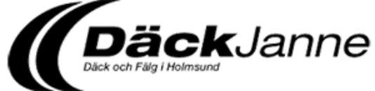 Däck-Janne AB Holmsunds logo