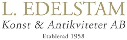 Edelstam Konst & Antikviteter AB logo