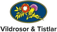 Vildrosor & Tistlar logo