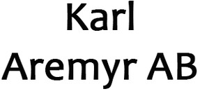 Karl Aremyr AB logo