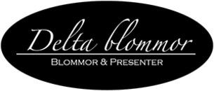 Delta Blommor och Presenter logo