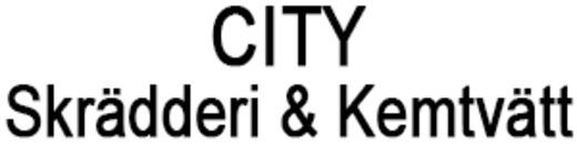 City Skrädderi, Kemtvätt & Skomakeri logo