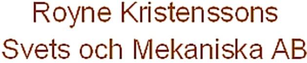 Royne Kristenssons Svets & Mekaniska AB logo