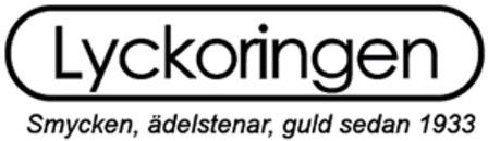 Lyckoringen Juveler AB logo