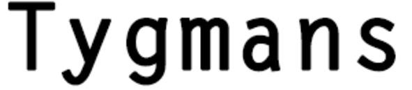 Gardin- O. Tygspecialisten I Nynäshamn AB logo