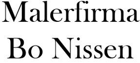 Malerfirma Bo Nissen logo