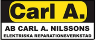 AB Carl A. Nilssons Elektriska Reparationsverkstad logo