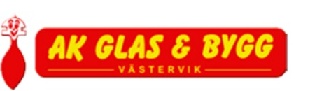 A K Glas & Bygg AB logo