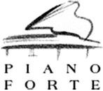 PIANO FORTE logo