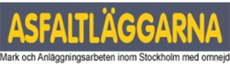 Asfaltläggarna AB logo