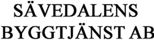 Sävedalens Byggtjänst AB logo