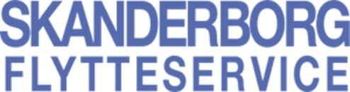 Skanderborg Flytteservice logo