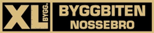 XL BYGG Byggbiten i Nossebro logo