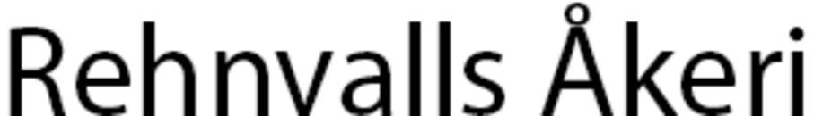 Rehnvalls Åkeri AB logo