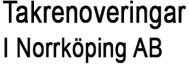 Takrenoveringar I Norrköping AB logo