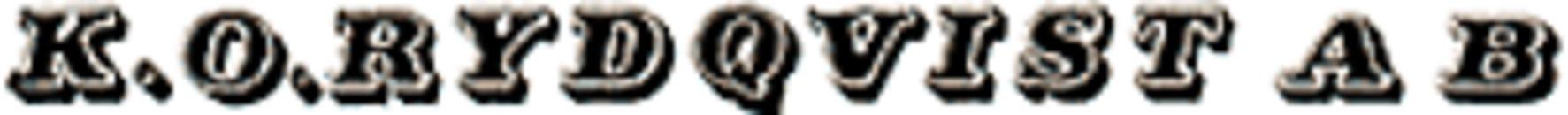 K O Rydqvist AB logo