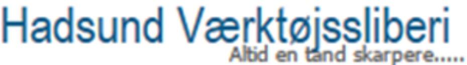 Hadsund Værktøjssliberi logo