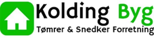Kolding Byg Tømrer & Snedker Forretning logo