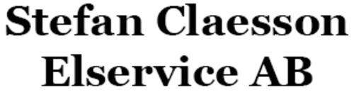 Stefan Claesson Elservice AB logo