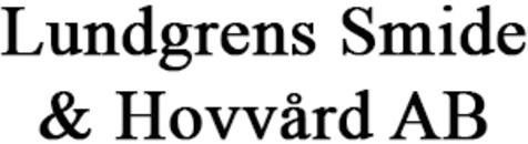 Lundgrens Smide & Hovvård AB logo