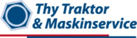 Thy Traktor & Maskinservice logo