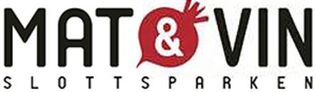 Mat & Vin Slottsparken logo