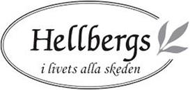 Hellbergs Begravningsbyrå logo