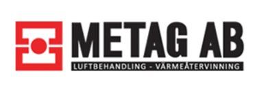 Metag AB logo