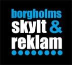Borgholms Skylt & Reklam logo