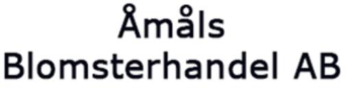 Åmåls Blomsterhandel AB logo