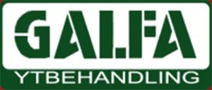Galfa Motala AB logo