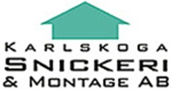 Karlskoga Snickeri & Montage AB logo