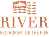 River Restaurant On The Pier logo