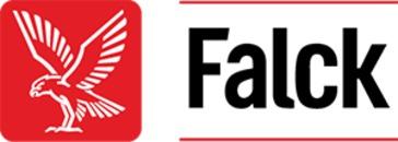 Falck Räddningskår logo