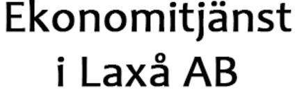 Ekonomitjänst i Laxå AB logo