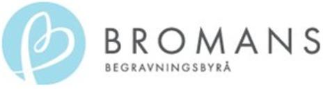 Bromans Begravningsbyrå AB logo