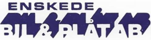 Enskede Bil & Plåt AB logo