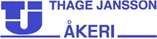 Jansson Åkeri AB, Thage logo