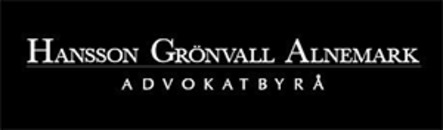 Hansson Grönvall Alnemark HGA Advokatbyrå logo
