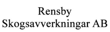Rensby Skogsavverkningar AB logo