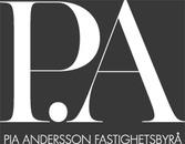 Pia Andersson Fastighetsbyrå AB logo
