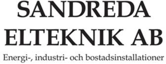 Sandreda Elteknik AB logo