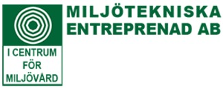 Miljötekniska Entreprenad AB logo